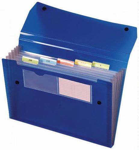 File Folder With Pocket