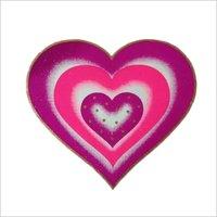 Thermocol Creative Heart