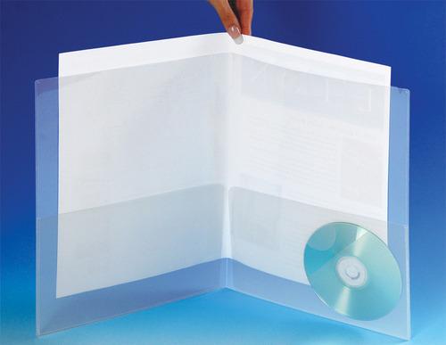 Plastic Presentation Folder