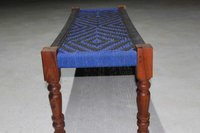 Indian Traditional Charpai Bench Khat, Daybed