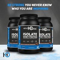 100% ISO-Whey Zero Carbs Protein Powder