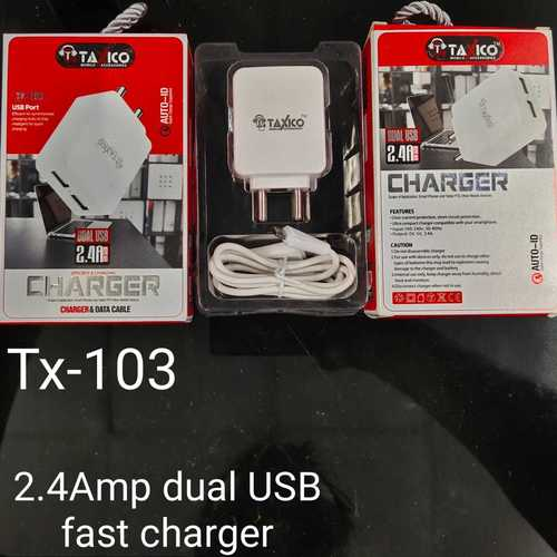 Tx- 103 2.4mp 2 Usb With Cable
