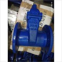CI Sluice valve