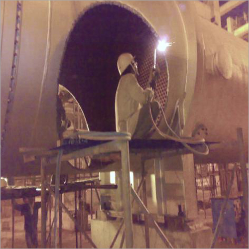 42 Inch Heat Exchanger Nozzle Modification Service