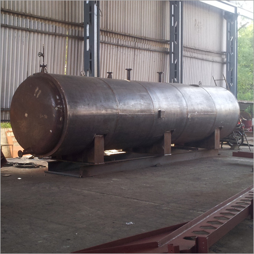 Storage And Mixing Tank