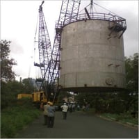 Industrial Tank Shifting Service