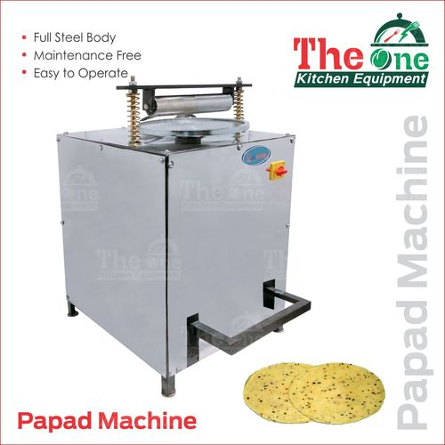 PAPAD MACHINE
