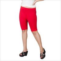 Cotton Tight Shorts