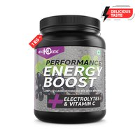 Extra power Advance Performance ENERGY BOOST (Black Current)