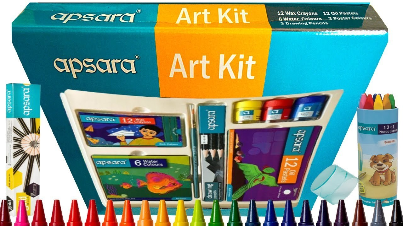 Apsara Art Kit