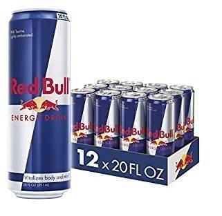 Cheap Red-Bull-Energy Drinks