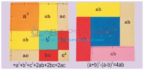 Algebra Identity. (Set of 2) to prove the following identities