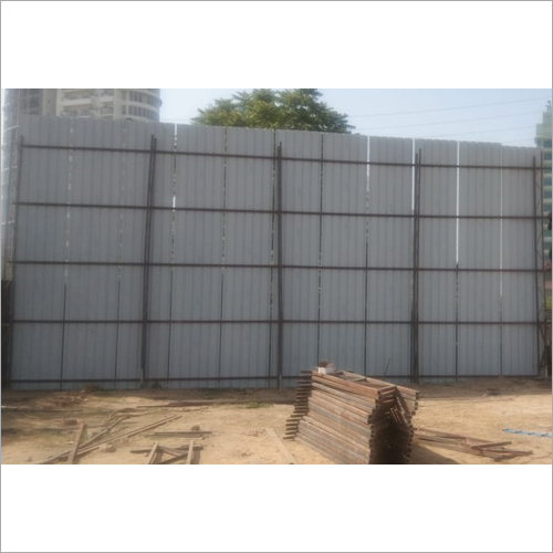 Galvanized Corrugated Fencing Sheet