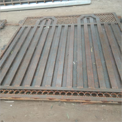 MS Pipe Fabricated Gate
