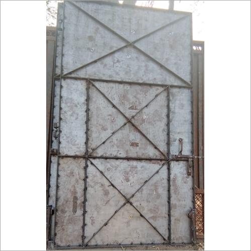 Metal Sheet Gate