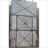 Metal Sheet Gate