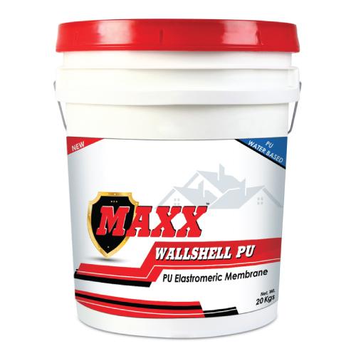 Maxx Wallshell PU Elastomeric Membrane