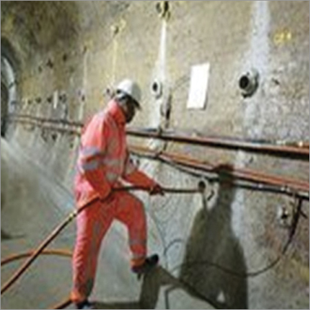 Injection Grouting PU Cementitious Service