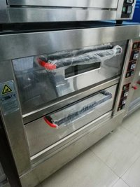 ELECTRIC BAKING OVEN 2 DECK