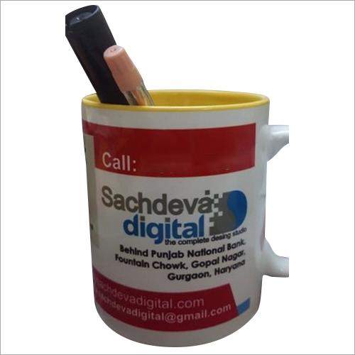 Customized Printed Coffee Mugs