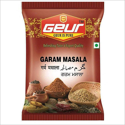 Garam Masala Packaging Pouch