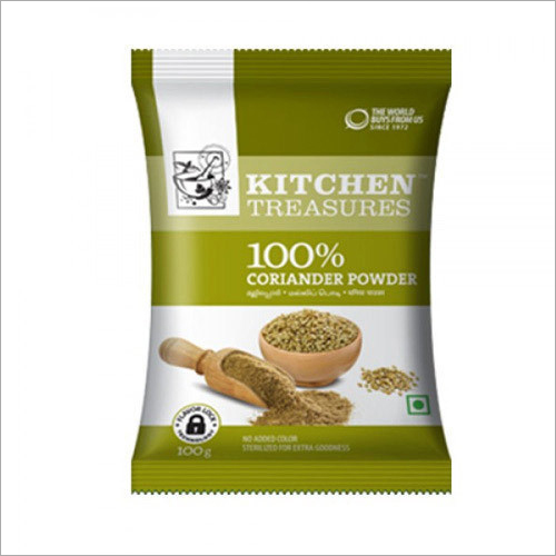 Coriander Powder Packaging Pouch