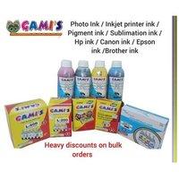 Inkjet Printers Inks