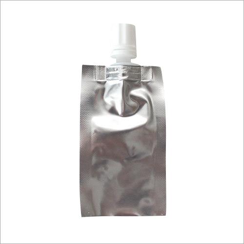 Aluminum Plain Spout Pouch