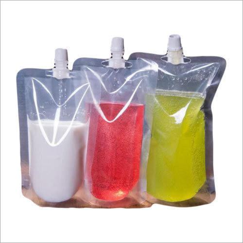 Liquid Spout Pouch