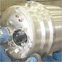 Vacuum MS Reactor