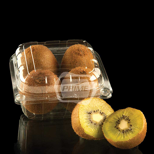 Clamshell Fruit Packaging Punnet