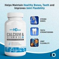 Health Oxide Calcium 625 mg + Vitamin D3
