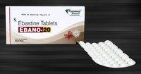 Ebastine 10 mg & 20 mg