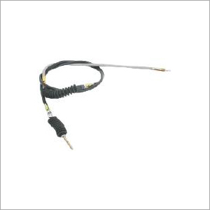 THROTTLE CABLE WITH HANDLE