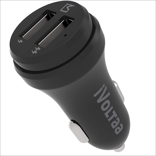 iVoltaa 3.1A Dual Port Car Charger