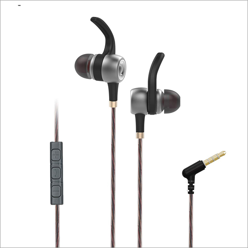 iVoltaa Earnetic E2 Metal Sports Wired Earphone