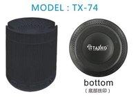 Tx-74 Bluetooth Speaker (Round)
