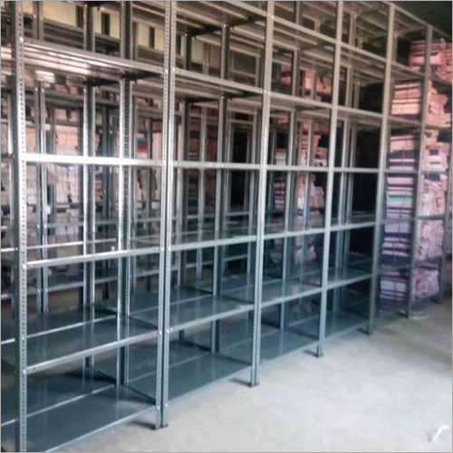 Commercial Slotted Angle Rack