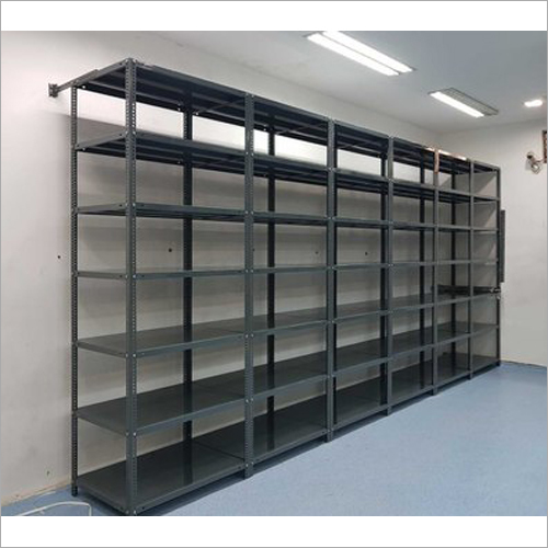 Mild Steel Retail Store Display Rack