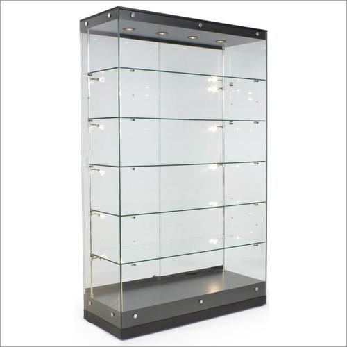 Glass Retail Display Rack