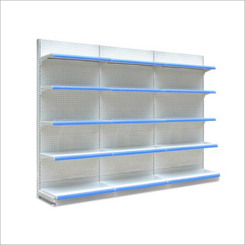 Wall Mounted Supermarket Display Rack