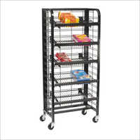 Snacks Display Rack
