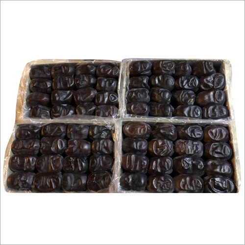 Dried Black Dates