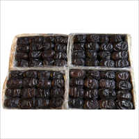 Dried Black Dates