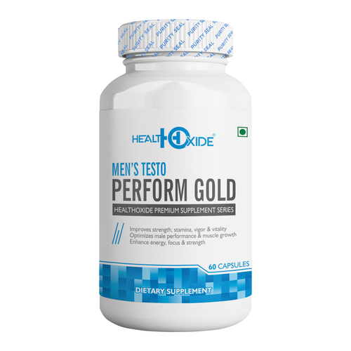 Men's Perform Gold  60 Capsules