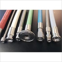 Ptfe hose fitting