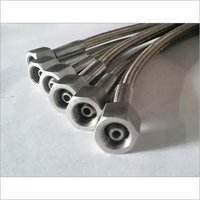 Ptfe hose with fitting
