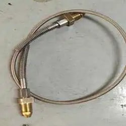 Ptfe hose with spring N 2