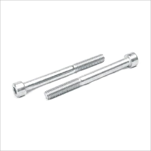 SS Half Thread Allen Cap Bolt