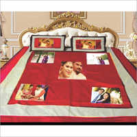 Customized Printed Bedsheet
